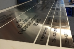 Stainless Steel ID Plates