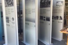Memorial Pylon Signs